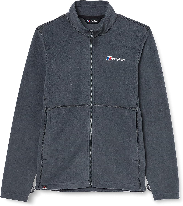 Berghaus Mens Full Zip 日時指定 Fleece 店内全品対象 Jacket