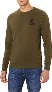 Jack and Jones Jjechest Logo Sweat Crew Neck Noos Erkek Sweatshirt