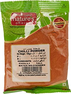 Natures Choice Chilli Powder In Pouch, 100 gm