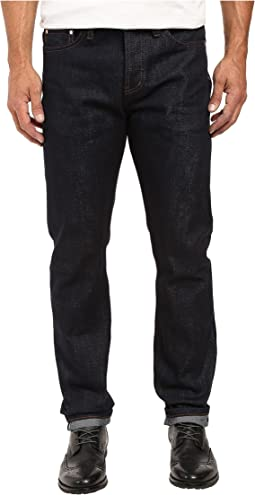 The Unbranded Brand - Tapered in 21 OZ Indigo Selvedge