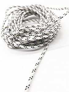 KINSPORY Outdoor Patio Umbrella Cord Line Nylon Rope Replacement - 20FT