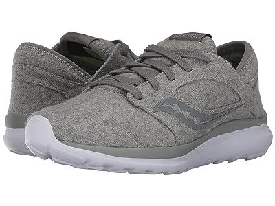 Saucony Kineta Relay Wool (Grey) Women