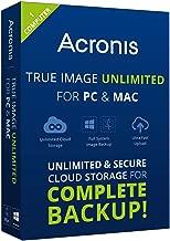 acronis true image cloud unlimited