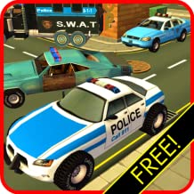 Police Car Race & Chase! FREE Adventure Sim 3D