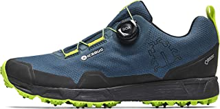 Mens Rover BUGrip GTX Trail Running Shoe with Carbide Studded Traction Sole