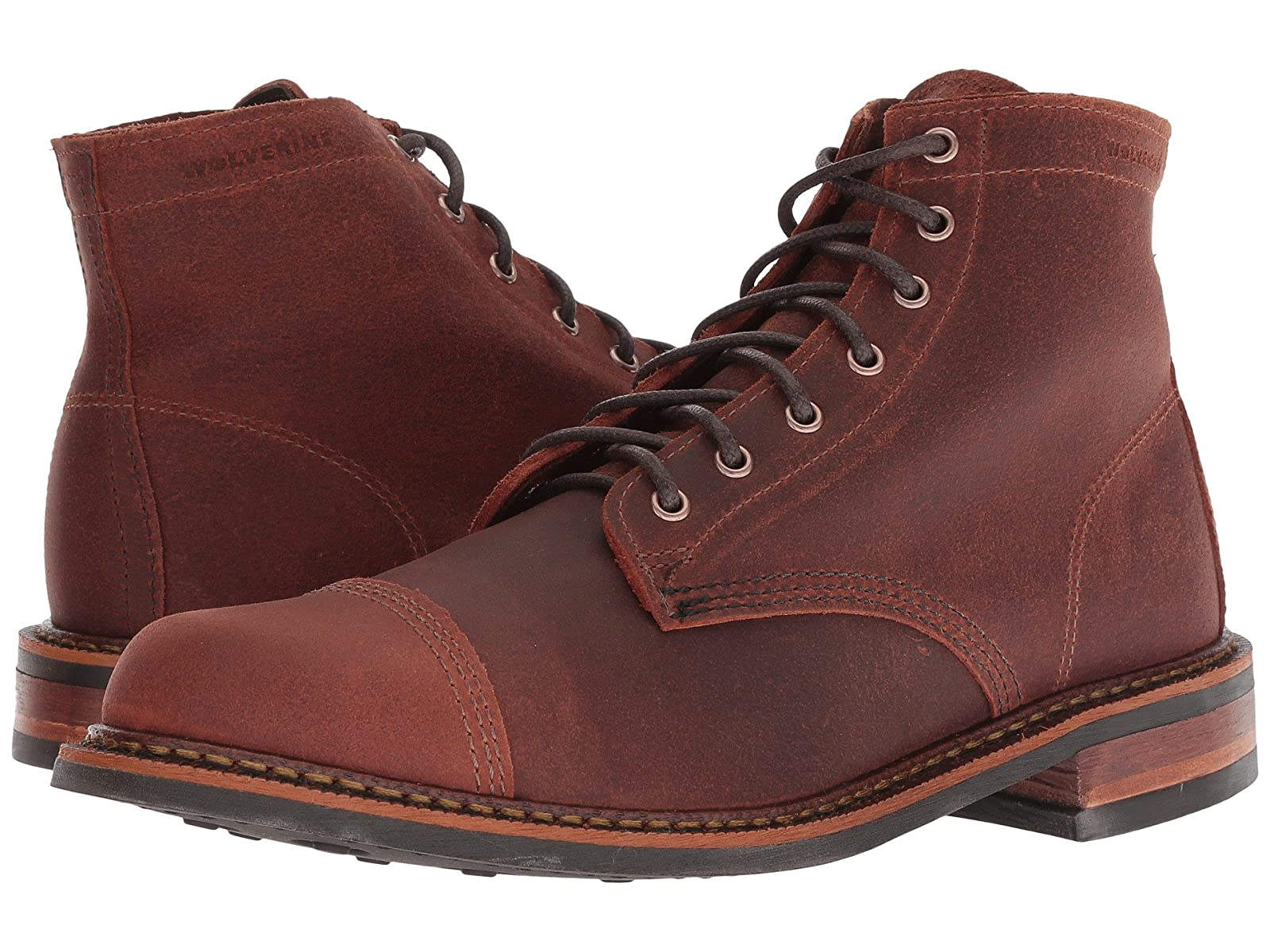 Wolverine GarrettEconomical and quality shoes