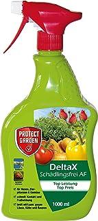 PROTECT GARDEN DeltaX Schädlingsfrei AF ehem. Bayer Garten Decis gegen Schädlinge wie Blattläuse und Weiße Fliege an Rosen, Gemüse und Zierpflanzen, anwendungsfertiges Spray, 1 L