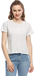 Double Agent T-Shirts For Women, M, Grey