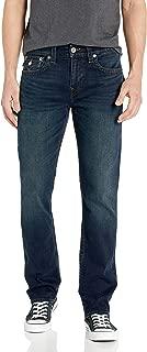 True Religion Men's Ricky Straight Leg Jean with Back Flap Pocket