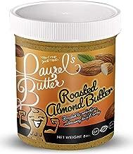 Laurel's Butter - Roasted Almond Butter - Smooth, NO sugar, Keto, Vegan - 8 oz
