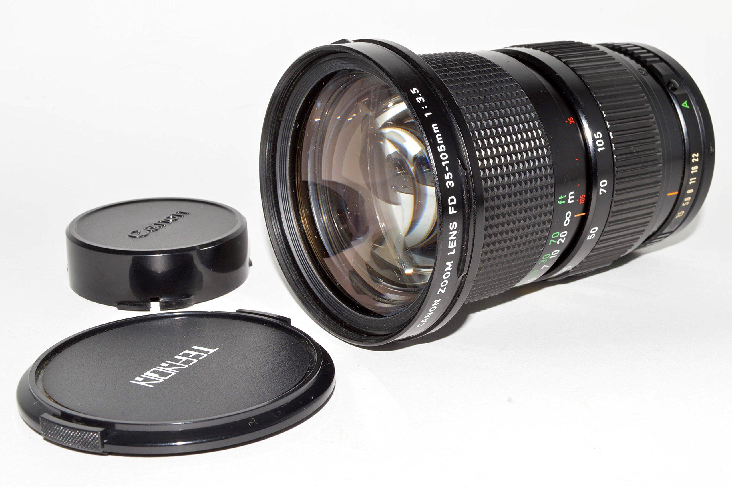 Canon 35 105 F3 5 Macro Zoom
