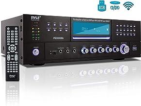 4 Channel Wireless Bluetooth Amplifier – 3000 Watt Stereo Speaker Home Audio..