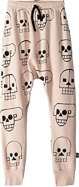 Skull Robot Baggy Pants (Little Kids/Big Kids)