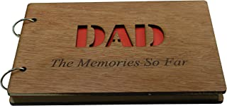 DAD The Memories So Far - Scrapbook, Photo album or Notebook Idea For DAD, Fathersday or Birthday Gifts
