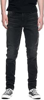 Lean Dean Tapered Leg Jeans in Johan Replica (Black) - Size 38