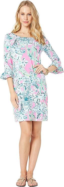 UPF 50+ Sophie Ruffle Dress