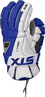 STX Lacrosse Cell 4 手套,皇家蓝,大号