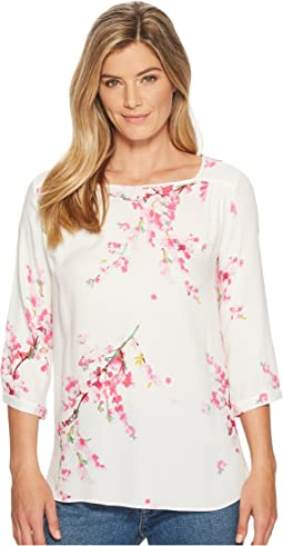 Joules - Kayla Long Sleeve Shell Top