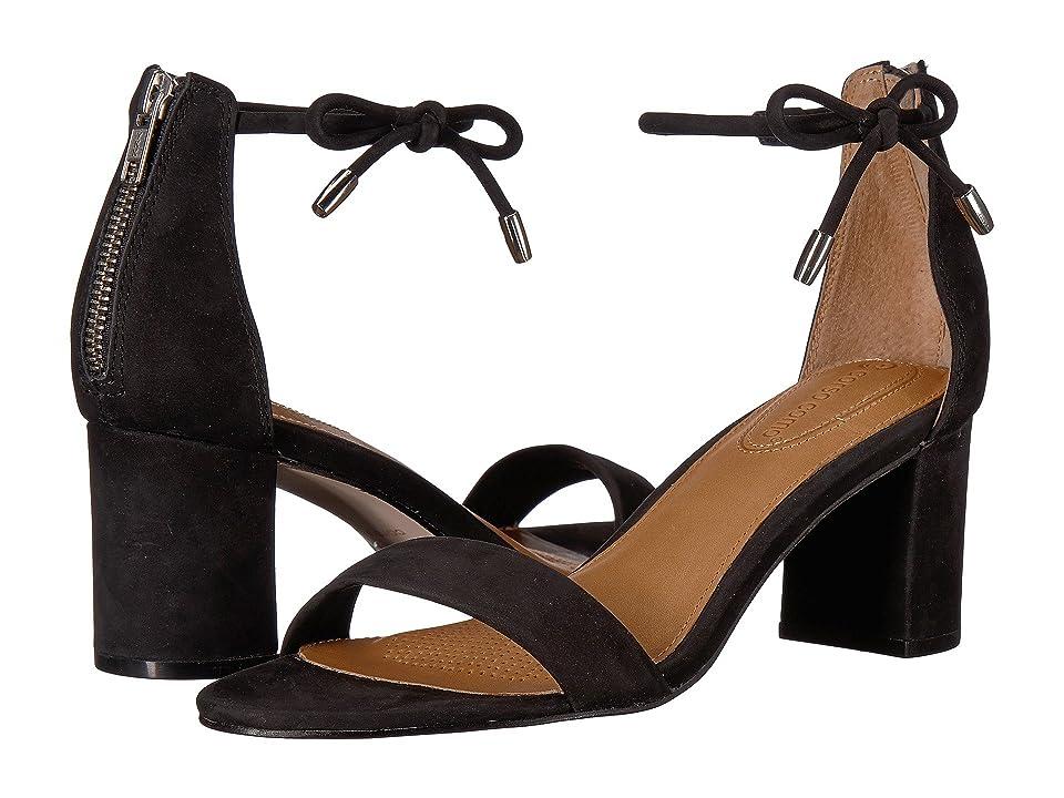 CC Corso Como Celebrayt (Black Soft Nubuck) High Heels
