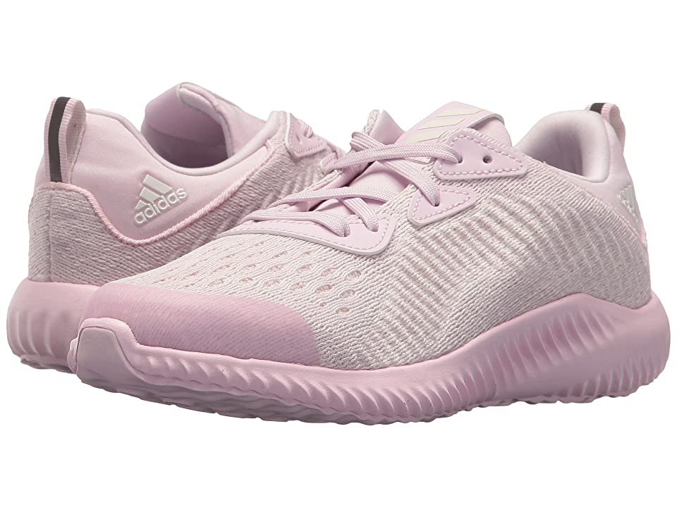 adidas Kids Alphabounce EM C (Little Kid) (Aero Pink/Chalk White) Girls Shoes