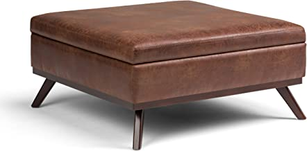 Amazon Com Large Ottoman Coffee Table