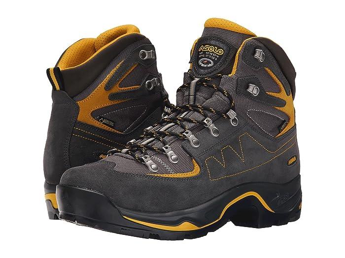 Asolo  TPS Equalon GV EVO (Graphite/Mineral Yellow) Mens Boots