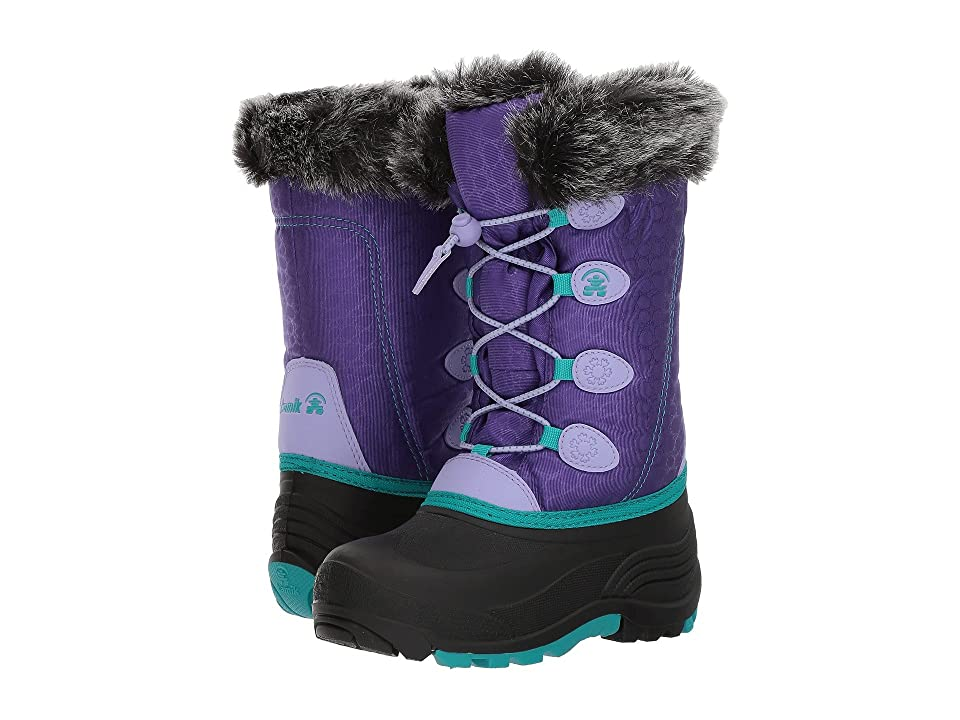 Kamik Kids Snowgypsy (Toddler/Little Kid/Big Kid) (Purple) Girls Shoes