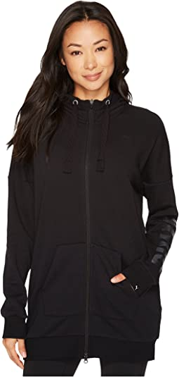 PUMA - Fusion Elongated Full Zip Hoodie