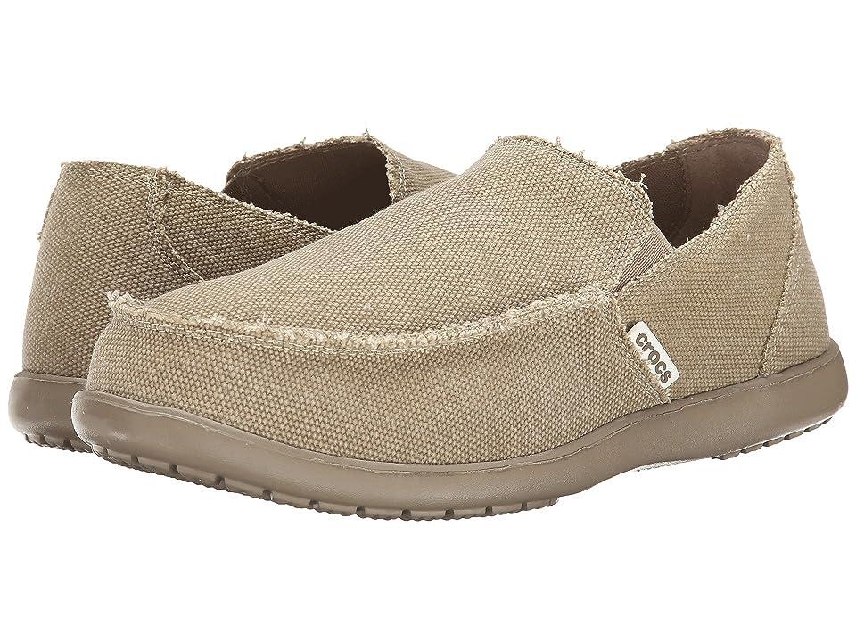 Crocs Santa Cruz (Khaki/Khaki) Men