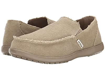 Crocs Santa Cruz (Khaki/Khaki) Men