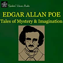 tales of mystery and imagination audiobook