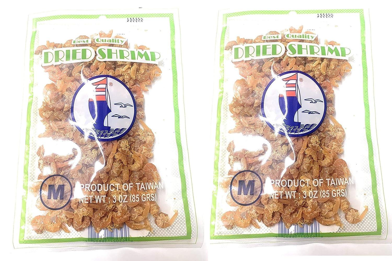 Dried shrimp Max 70% OFF - 3 Genuine 2-Pack oz