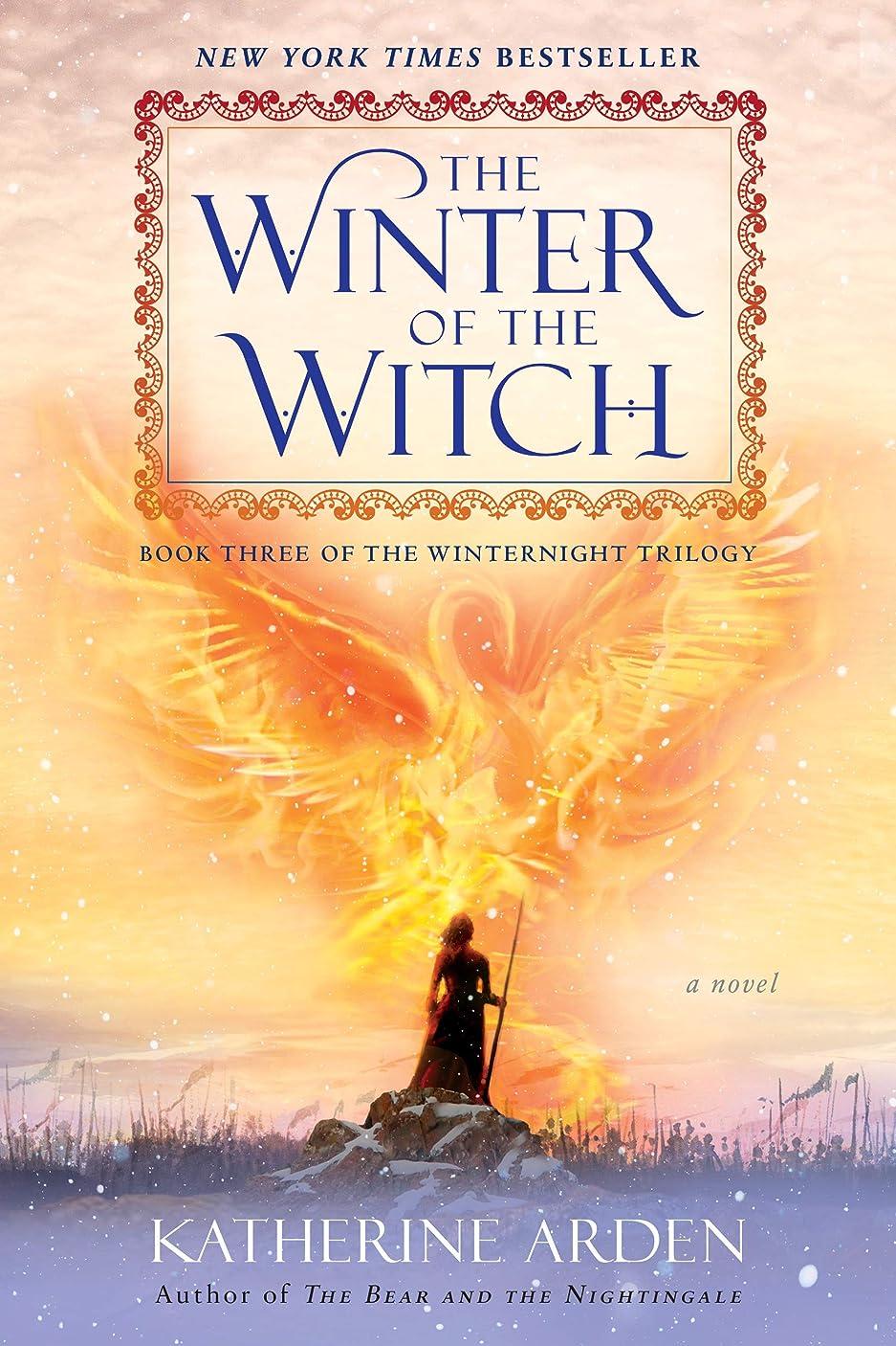 統計払い戻し郵便The Winter of the Witch: A Novel (Winternight Trilogy Book 3) (English Edition)