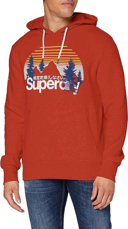 Superdry Core Logo Wilderness Hoodie