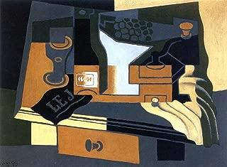 Juan Gris - The Coffee Grinder Museo Nacional Centro de Arte Reina Sofia 30