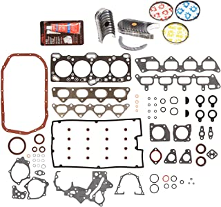 Evergreen Engine Rering Kit FSBRR5007-3EVE000 Fits 06/97-99 Mitsubishi Eagle TURBO 2.0L 4G63T Full Gasket Set, Standard Size Main Rod Bearings, Standard Size Piston Rings