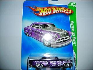 Hot Wheels 2009 Treasure Hunt Custom '53 Chevy 1:64 Scale