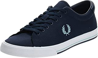 FRED PERRY B7152 266, Men's Sneakers, 45 EU, Blue