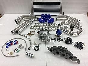 07-13 2.3 MPS Mazdaspeed 3 6 CX-7 T3/T4 Turbo Kit Intercooler BOV CAST Manifold