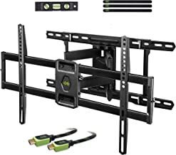 USX MOUNT Full Motion TV Mount Wall Bracket with Articulating Arms for 42