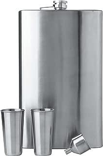 Best tape measure liquor flask Reviews