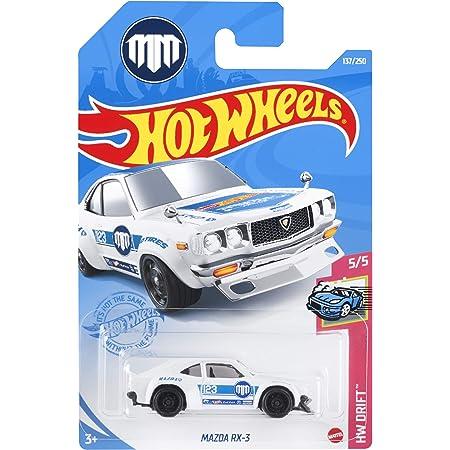 ホットウィール(Hot Wheels) ベーシックカー マツダ RX-3 HCM40