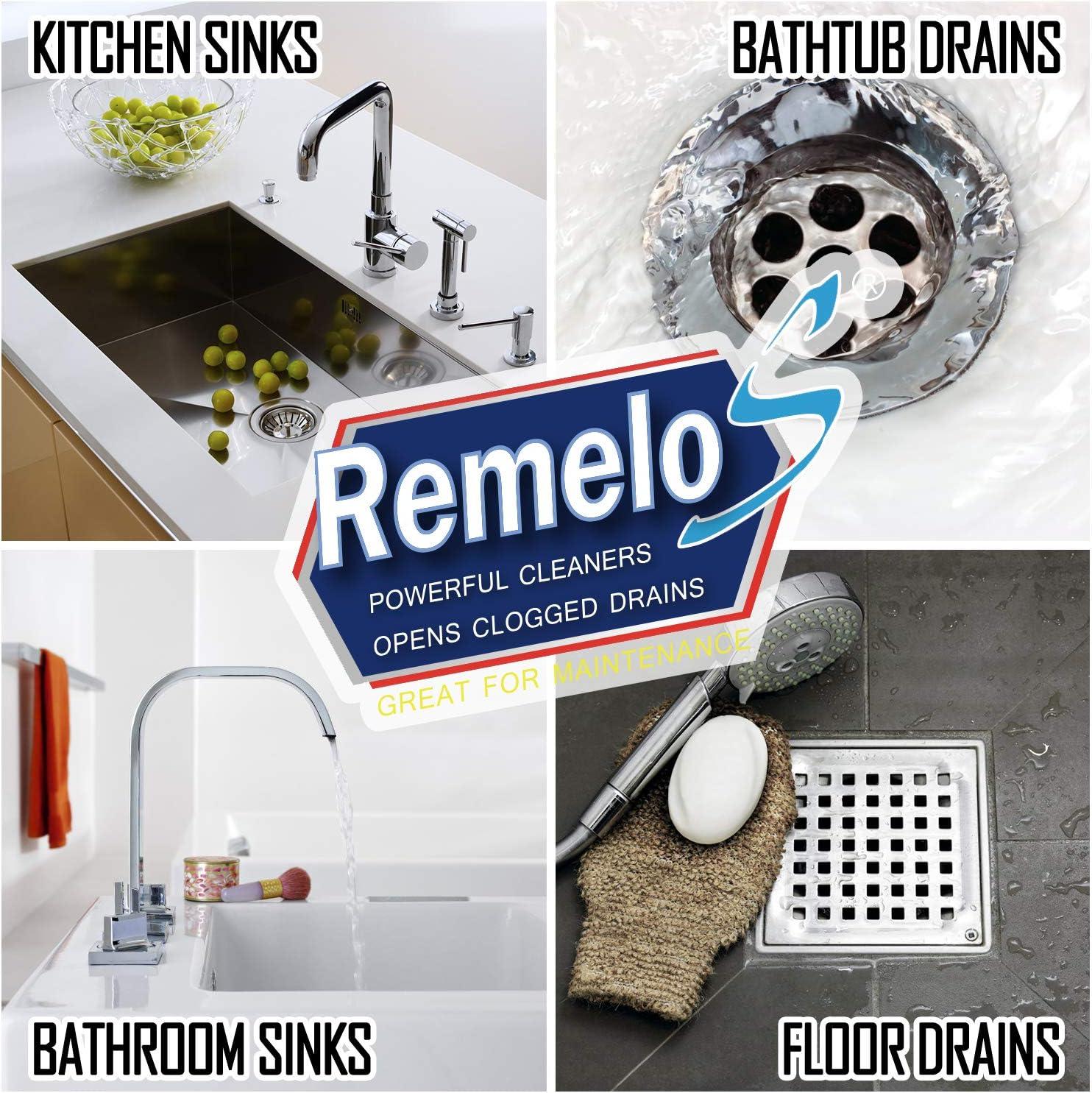 Buy Drain Sticks Drain Stix Drain Cleaner Deodorizer Sticks Drainstix For Clogs Kitchen Bathroom Sinks Unclog Eliminate Odor Septic Tank 48pack Online In Vietnam B07k2xn8h4