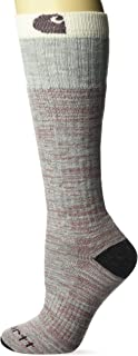 Carhartt Women's Knee High with Outdoor Scene Socks