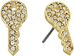 Marc Jacobs - Respect Key Studs Earrings