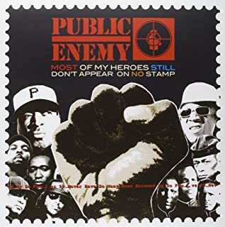 Most Of My Heroes Don't Appear On No Stamp