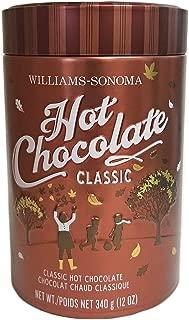 Williams Sonoma Classic Hot Chocolate in Tin - 12 oz.