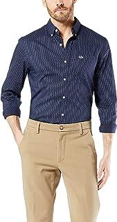 Men's Long Sleeve Button Up Perfect Shirt