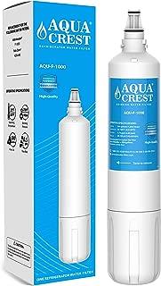 AQUA CREST 4204490 Refrigerator Water Filter, Compatible with Sub Zero 4204490, 4290510, InSinkErator F-1000