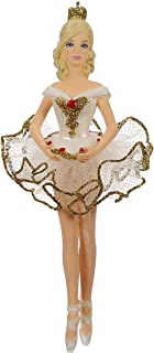 Keepsake Christmas 2019 Year Dated Barbie Beautiful Ballerina Ornament